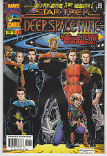 "2 Comic Set: Star Trek DS9 #1 & #2 Complete Story Marvel 1996 ""Judgement Day"""