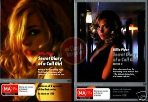 SECRET DIARY OF A CALL GIRL =SEASON 1+2= DVD NEW SEALED