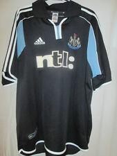 Newcastle United 2000-2001 Away Football Shirt Size Extra Extra Large /16412