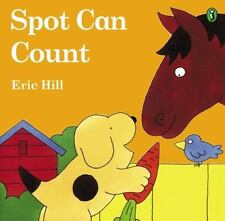 Spot Can Count (Color): First Edition (Paperback or Softback)