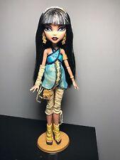Monster High Cleo De Nile Original Doll