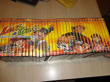 35 DVD Let's & Go!!  SULLE ALI DI UN TURBO STAGIONE SERIE 1 E 2