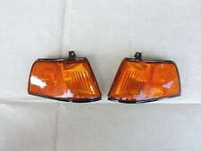 HONDA 90-91 4DR Civic SH4 EF2 ED Amber Corner Lamp Lighr LH RH Pair 4th