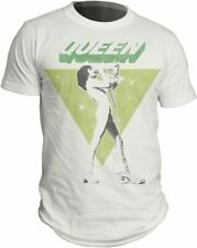 Freddie Mercury of Queen on Stage Sings T-Shirt