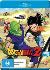 Dragon Ball Z Season 5 NEW B Region Blu Ray