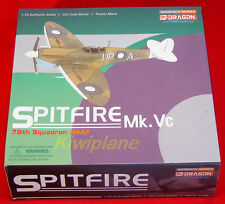 DRAGON 50167 SPITFIRE 1:72 MK WW2 ROYAL AUSTRALIAN ARFORCE FIGHTER PLANE