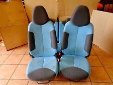 Peugeot 107 Bj:2008 3 Türer Sitzgarnitur Sitze Fahrersitz Beifahrersitz Rücksitz
