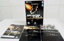 Tom Clancy 's Splinter Cell: Pandora Tomorrow-Ubisoft 2004