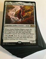 ***Custom Commander Deck*** Golos Tireless Pilgrim - Instant Win Combo Deck, EDH