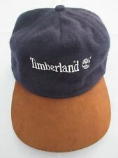 Timberland Weathergear Blue Adjustable Baseball Golf Cap Hat Great Condition