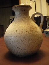 Beautiful Antique-Vintage Ceramic Pitcher, Marked 495-20 West Germany
