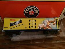 Lionel 17356 Nestle Nesquik Milk Car New in Box!