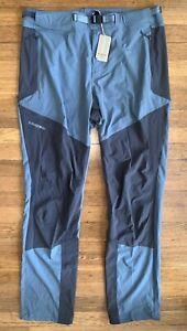 Patagonia Altvia Alpine Pants Men's 36 Plume Grey Brand New NWT