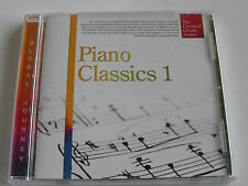 Global Journey - Piano Classics 1 (CD Album) Used Very Good