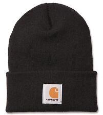 CARHARTT A18 Watch Hat Mütze Pudel Beanie NEU schwarz super bequem und warm