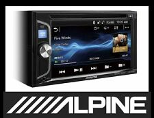 ALPINE IVE-W560 NEW 2016 - BT, USB, SiRi, iPHONE, REMOTE CONTROL, NEW, WARRANTY