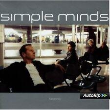 Simple MINDS-NEAPOLIS-simbolo-CD - NUOVO