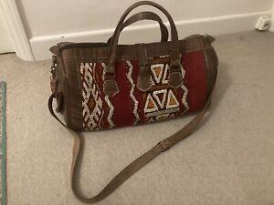 Genuine Moroccan Kilim Bag