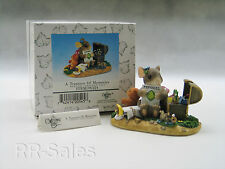 Treasure Memories Mice Figurine Fitz Floyd Special Edition Charming Tails 98/224