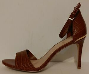 "NEW!! Aldo Brown Kalanda Sandals 4"" Heels Size 11M US 41M EUR"