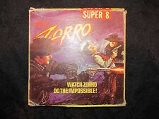 VINTAGE Son of Zorro Movie Film - United Arista - SUPER 8 - 1970 - UA201 8MM