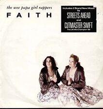 WEE PAPA GIRL RAPPERS - Faith (Remixes)