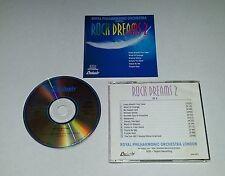 CD  Royal Philharmonic Orchestra - Rock Dreams 2  12.Tracks  1994  01/16