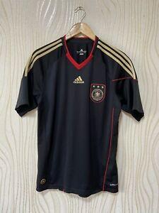 GERMANY 2010 2012 AWAY FOOTBALL SHIRT SOCCER JERSEY ADIDAS p41462