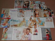 30+ JESSICA ROWE Magazine Clippings