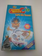 Engie Benjy VHS Video Ant and Dec Voices Let's Go Team