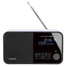 Grundig TR2500 DAB+ digital Radio weiß, Bluetooth, 30W, DAB, UKW-RDS