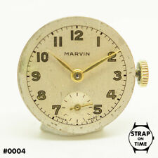 Marvin 310 Watch Movement & Dial Running Spares & Repair