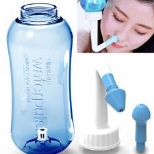 Nettoyant Allergies Soulagement Nez Nasal Rinse Wash Sinus Waterpulse Neti Pot