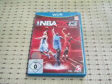 Nba 2k13 para Nintendo Wii U * embalaje original *