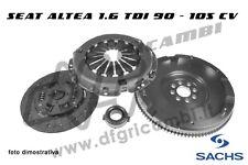KIT FRIZIONE VOLANO SEAT ALTEA 1.6 TDI 90 - 105 CV 2009 > (CAY) 2290601050