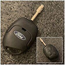 Ford Focus Fiesta 3 button key fob siemens 98AG15K601AC 8686