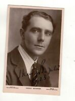 HENRY  BAYNTON SIGNED OLD REAL PHOTO.POSTCARD.EDWARDIAN THEATRE