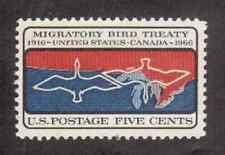 Scott #1306...5 Cent....Migratory Bird Treaty...50 Stamps