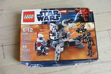 LEGO Star Wars 9488 Elite Clone Trooper & Commando Droid Battle Pack*NEW IN BOX*