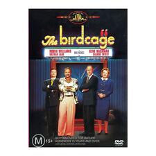 The Birdcage DVD Brand New Region 4 Aust. - Robin Williams, Gene Hackman