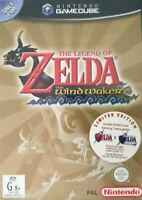The Legend Of Zelda The Wind Waker Limited Edition GameCube Used SAME DAY SHIP