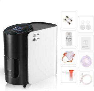 Vogvigo Portable Oxygen Concentrator Generator,1-7L/min Adjustable Oxygen Machi