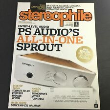 Stereophile Magazine May 2015 - PS Audio Sprout / Eclipse TD-M1 Speaker System