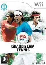 Grand Slam Tennis - Nintendo Wii PAL 3 EA Sports Game
