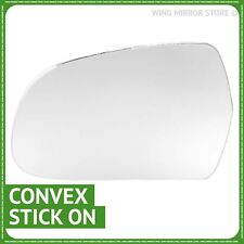 Left hand passenger side for Audi A3 2010-2012 wing mirror glass