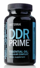 doTERRA DDR Prime Softgels Cellular Complex 60 count New Sealed Exp 2022