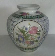 Asiatische Durchbruch Vase Chinesische Porzellan Vase retikuliert gelocht