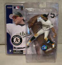 2003 McFarlane MLB Series 7 Barry Zito Oakland Athletics figure