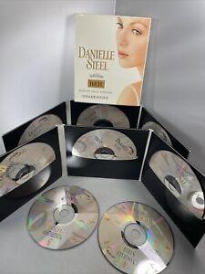 DANIEL STEELE - H.R.H. AUDIO BOOK 8 CD Set 10 Hours UNABRIDGED Read Jay Sanders
