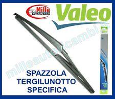 SPAZZOLA TERGI LUNOTTO POSTERIORE PEUGEOT 207 3/5 PORTE  DAL  4/2006  VALEO